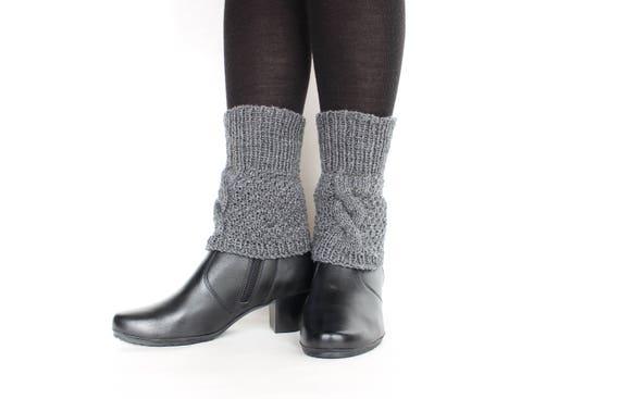 Populaire Vêtements dextérieur manchettes de démarrage tricot femmes JR53