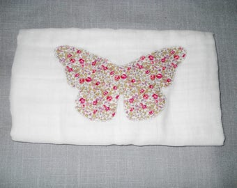 Swaddle baby butterfly