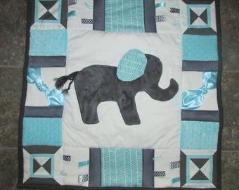 Elephant Tummy Time Mat
