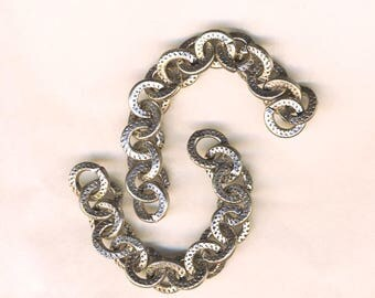 Great vintage, round links chain
