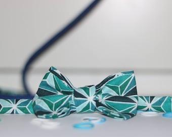 Dog collar bow tie / Dog collar