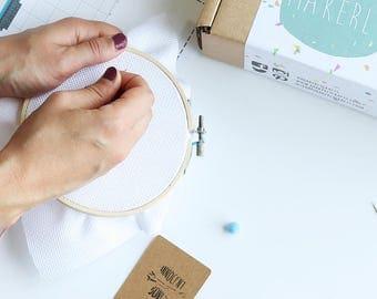 Makerly Craft Kit Subscription Box - Three Months