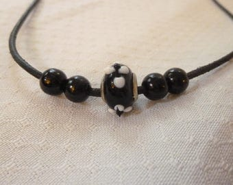 Simple black Chain