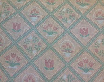 Vintage Quilting Fabric, Quilting Cotton