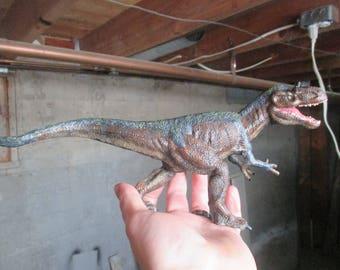 Bootleg Rebor Yutyrannus Figure Repaint