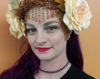 Fantasy/ Fairy headwreath