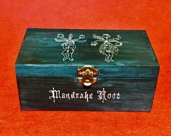 Caja Mandragora