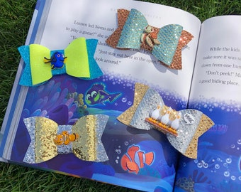 Finding Nemo Bows