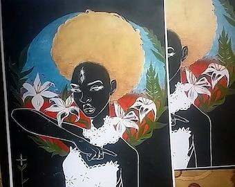 Nubian Lily