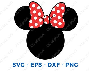 Minnie mouse svg etsy minnie mouse head svg dxf png vector cut file cricut design silhouette cameo vinyl decal disney pronofoot35fo Choice Image