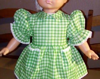Handmade doll 45 to 50 cm dress clothing