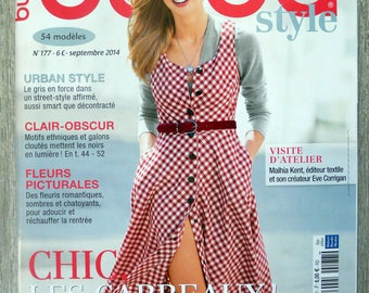 Magazine September 2014 Burda (177)