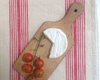 French Vintage Wooden Chopping Board