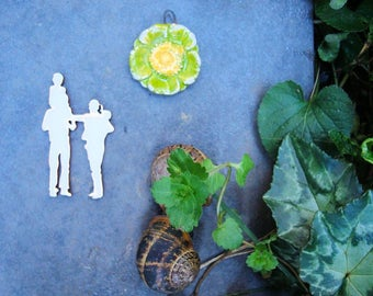 family 1964 embellishment wooden creations