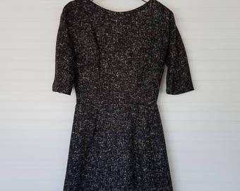 1960s Wool Dress by Mr. Mort