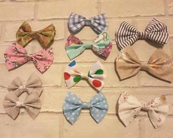 11 bows set