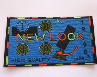 Applique badge patch 509 New Look