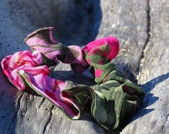 Scrunchie hair accessory