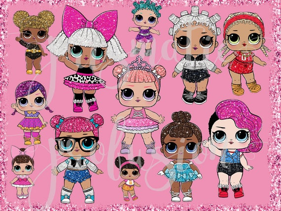 LOL Surprise Glitter Doll Dolls