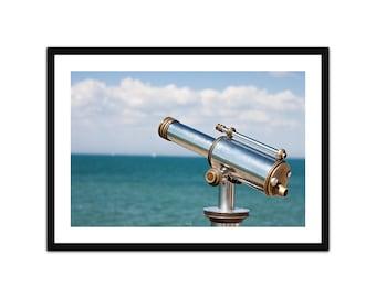 Spyglass • Art • Island photography