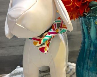Geometric bow tie small