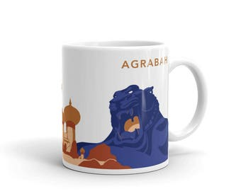 "Agrabah ""You Aren't Here"" Mug"