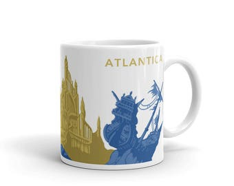 "Atlantica ""You Aren't Here"" Mug"
