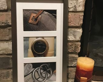 Gucci Wall Decor, Original Inspired Photography, Framed Wall Art, the PERFECT Birthday, Holiday, Housewarming Gift