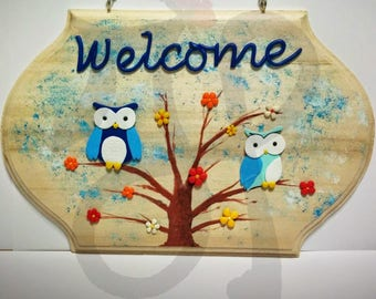 Welcome! Welcome! Tagged with owls