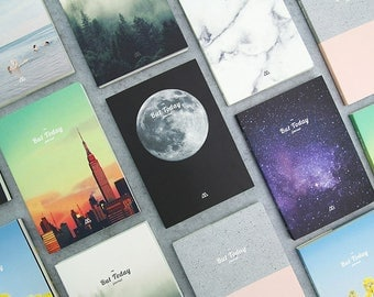 2018 WEEKLY PLANNER   Monthly Planner   Yearly Planner   Moon Planner   Galaxy Planner   Marble Planner   Weekly Planner   Christmas Gift