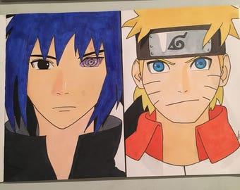 Sasuke&Naruto