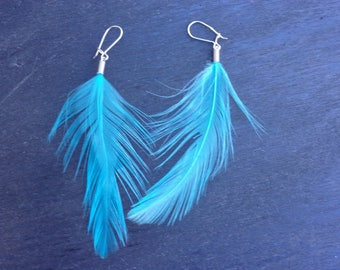 EARRINGS FEATHER EARRINGS