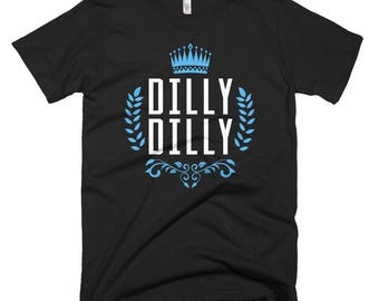 Dilly Dilly Shirt // Beer Drinkers T Shirt // Dilly Dilly Beer Lovers Funny Short-Sleeve T-Shirt // Funny Beer Tshirt // Cool Beer Tee