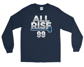 All Rise For The Judge Long Sleeve Yankees T-Shirt
