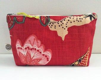 Clutch Bag Floral/ Trousse Floral