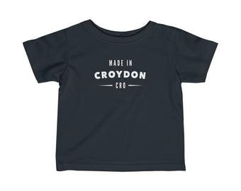 Made In Croydon Infant T-Shirt