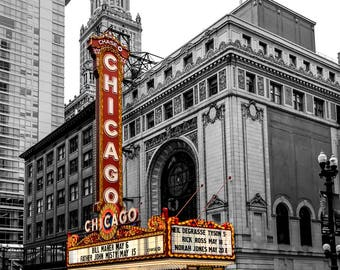 Chicago Theatre, Chicago, IL