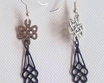 Celtic spirit earrings