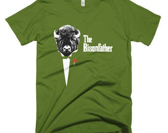 Bisonfather Short-Sleeve T-Shirt
