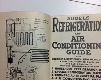 Audel's Refrigeration and Air Conditioning Guide