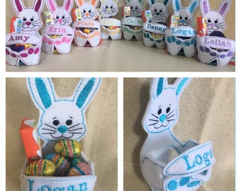 Personalised Easter bunny gift