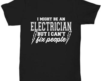 Electrician, Electrician Shirt, Electrician Gift, Electrician T-shirt, Gift For Electrician, Electrician Tshirt, Electrician Tee