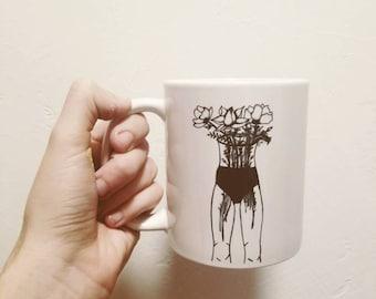 He is a Guest - 11 oz coffee mug