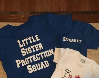 Big Sibling/Little Sibling Set