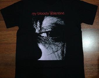 My Bloody Valentine Tshirt Shoegaze Cotton Tshirt