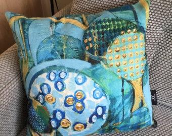 Forest Walk cushion