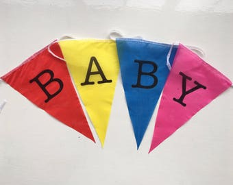 Personalised Baby Shower in one, everything you need