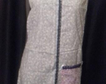 Ladies full length apron