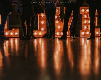 Show your Love with our Light Up Love Sign