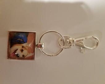 Photo Keychains pets and family